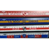 Antigua Regla Futbol Racing Boca San Lorenzo Independiente