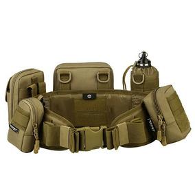 Cinturon Tipo Asalto Militar Unisex