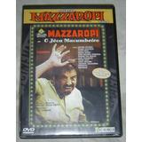 Dvd Mazzaropi Em - O Jéca Macumbeiro Vol. 6 - Original.
