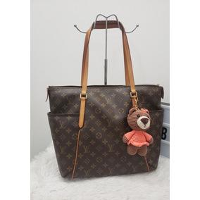 eaa5a00dd Hermosa Bolsa Louis Vuitton Original - Bolsas Louis Vuitton Marrón ...