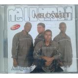 Melosweet - Amigos 2 ( Playback Incluso)