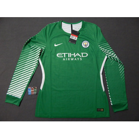 Buzo Arquero Futbol Mujer Manchester City Partido Original