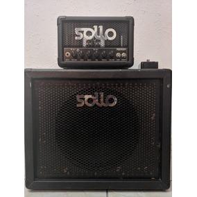 Amplificador Valvulado Sollo Mini8 + Caixa 1x12