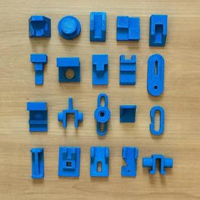 Kit 3d Para Aulas De Desenho Técnico Ii 20 Unidades