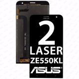 Display Frontal Tela Touch Lcd Asus Zenfone 2 Laser Ze550kl