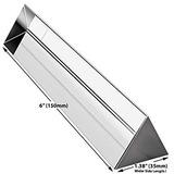 Amlong Crystal - Prisma Triangular De Cristal Óptico De 5.9