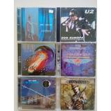 Cd Matchbox Twenty, U2, Journey