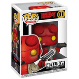 Funko Pop Hellboy Mint