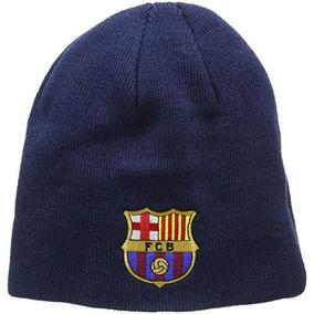 Fc Barcelona Core De Punto Beanie Sombrero - Fcb Bronx Gorro 829ac613dda