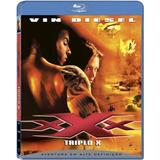 Blu-ray Triplo X - Vin Diesel Samuel L. Jackson Lacrado