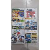 Lote Juegos De Wii