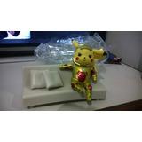 Pikachu Pokemon Homem De Ferro S/ Caixa