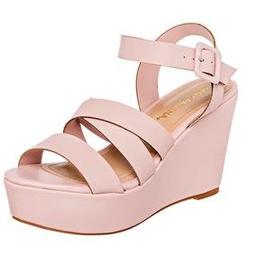 148f776c3bd Zapatos De Fiesta Color Coral Sandalias - Zapatos para Niñas Rosa en ...