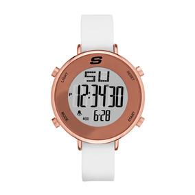 f31d2670d55 Reloj Skechers Blanco - Reloj de Pulsera en Mercado Libre México