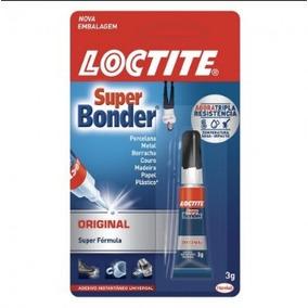 Cola Super Bonder, Loctite