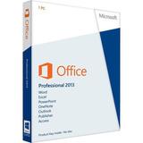 Office Pro Plus.2013 Licencia Original 1pc - Envio Digital