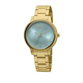 Relógio Allora Segredos Do Oriente Dourado