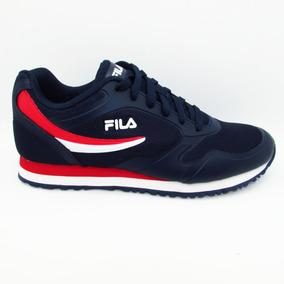 Tenis Fila Forerunner 1cm00047-422 Navy White Red