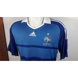 Camisa adidas França Home 2008 09 Nova Ler Descrição Oferta 41a6fadda3b0c