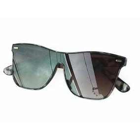 3006622c43dad Oculos De Sol Quadrado Masculino Marrom - Óculos no Mercado Livre Brasil