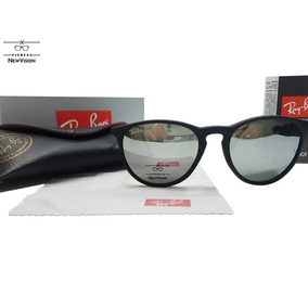 d47de8a8d9ae1 Óculos De Sol Ray Ban Erika Espelhado Vermelho - Óculos no Mercado ...