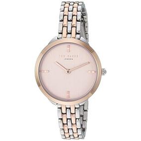 Reloj Casual De Acero Inoxidable Elana Quartz De Ted Baker P 4459864172eb