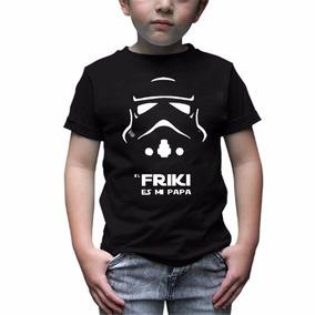 Star Wars, Playera Infantil Envío Gratis- Día Del Niño