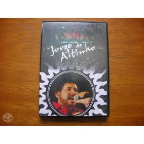 Dvd Jorge De Altinho Ao Vivo - Frete R$ 13,00
