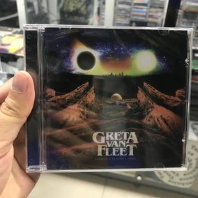 Greta Van Fleet - Anthem Of The Peaceful Army Cd Original