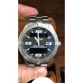 eccc0fa3183 Relogio Breitling Chronometre Navitimer A24322 - Relógios De Pulso ...