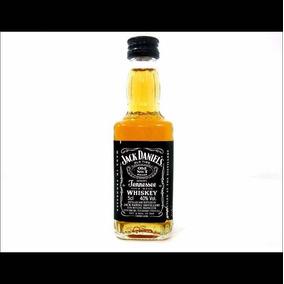 Whisky Mini Jack Daniels 50 Ml 16 Garrafinha