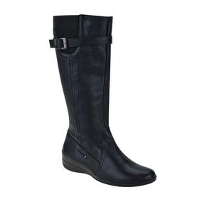 Bota Larga,piel-shosh Confort 1700-136177