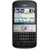 Celular Nokia E5 ( Liberado ) Vintage , Funda