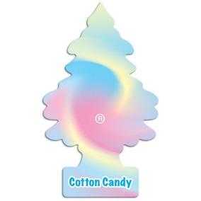 Aromatizante Little Trees Cotton Candy 30 Unidades