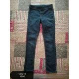 Jeans De Niña Talla 10 Tipo Leggin