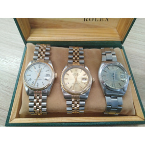 Rolex Oyster Date 1500 Acero Oro Posible Cambio