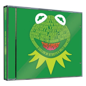 Cd - Muppets The Green Album