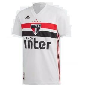 Camisa Oficial São Paulo 19/2020 - Home (prazo)]