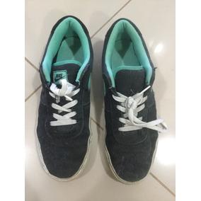 Tênis Nike Sb Preto Camurça Masculino Comprei Em Nyc 42 6dada99bec1