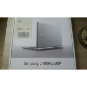 Samsung Laptop Chromebook 303c12-a01. Sin Cargador.