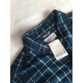 e4d780e1cd0 Carhartt Camisa De Franela Para Caballero Talla L