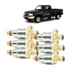 6 Bicos Injetores Ranger Explorer 4.0 V6 Gasolina 0280150972