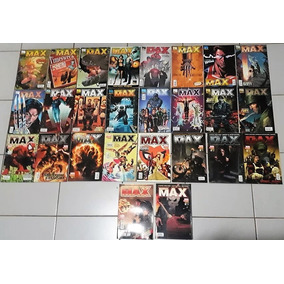 Hqs Marvel Max Edições 25 A 47 E 49,50,52