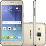 Smartphone Samsung Galaxy J5 Dual 16gb Mostruário Revisado