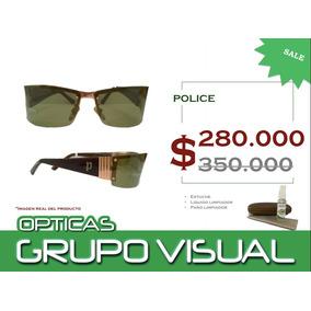7802e44583 Gafa Police Original Hombre - Gafas en Mercado Libre Colombia