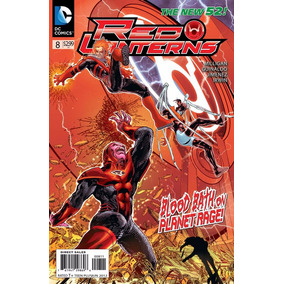 Dc Red Lanterns - The New 52 - Volume 8