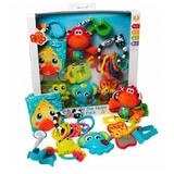 Set Juguetes Playgro Music On The Move Gift Pack