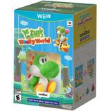 Yoshi´s Wolly World Y Amiibo Yoshi Verde Nintendo Wii U