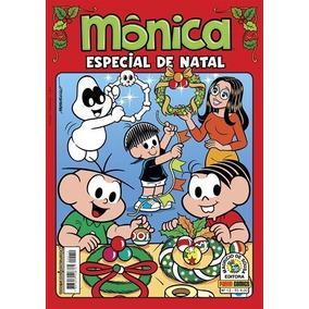 Hq Turma Da Mônica Especial De Natal Nº 12 - Nov/2018