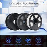 Filamento Pla Premium 3d 1.75mm 1kg Anycubic Cmprodemaq